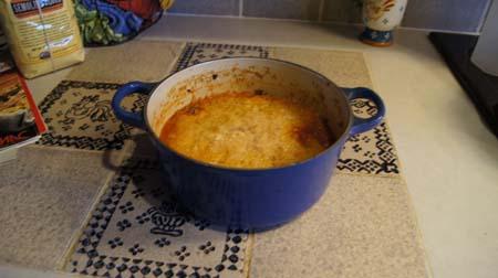 Baked Tomato Sauce