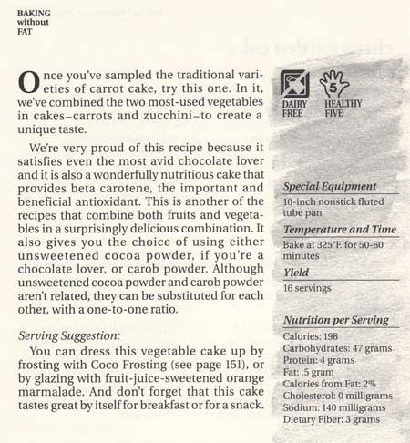 Coco Garden Cake Recipe