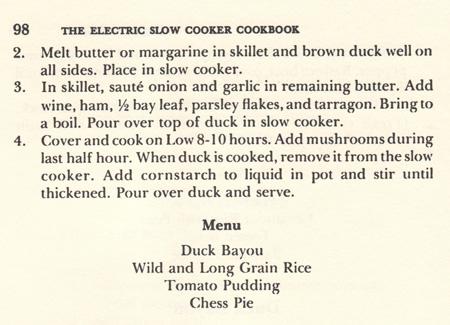 Duck Bayou