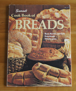 Sunset Cook Book of Breads