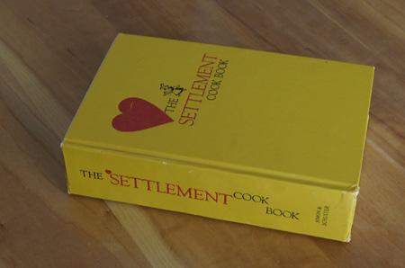 Settlement Cook Book