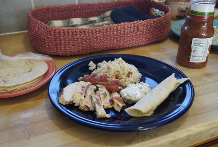 Southwestern Grilled Chicken