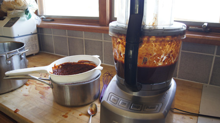 processing chiles