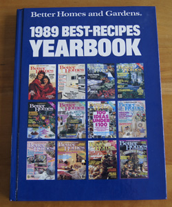 1989 Best Recipes Yearbook