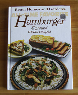Hamburgers and Ground Meats Recipes