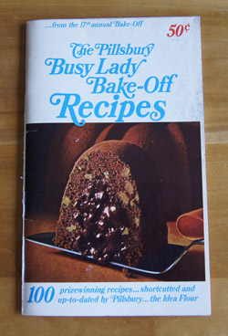 Busy Lady Bake-Off Cookbook