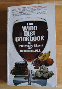 The Wine Diet Cookbook