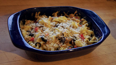 Turkey Bake Casserole