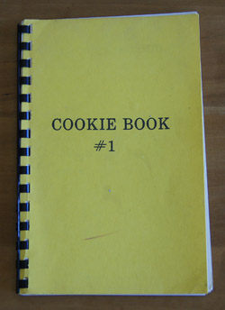 Cookie Book #1