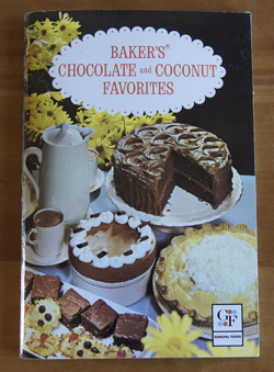 Baker's Chocolate and Coconut Favorites