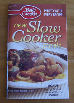 New Slow Cooker Cookbook