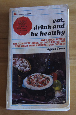 Eat, Drink and Be Healthy cookbook