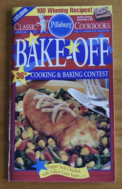 Bake-Off Cookbook 36th