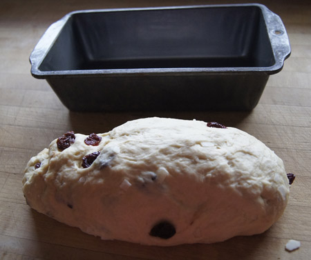 cherry bread dough