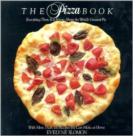 The Pizza Book jacket cover