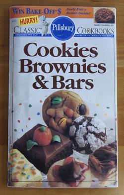Cookies, Brownies and Bars