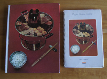 The Cooking of China cookbook