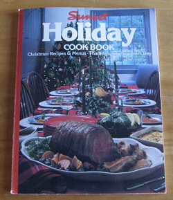 Sunset Holiday Cook Book