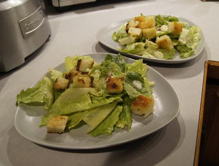 Caesar Salads