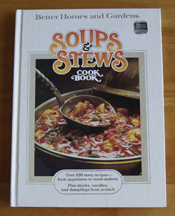 Soups and Stews Cook Book