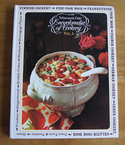 Encyclopedia of Cookery Volume 5