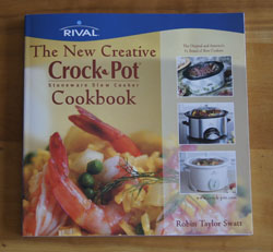 New Creative Crock-Pot Cookbook