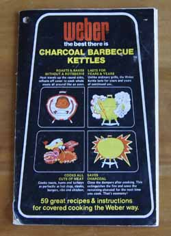 Weber Charcoal Barbecue Kettles