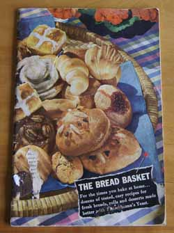 The Bread Basket cookbook