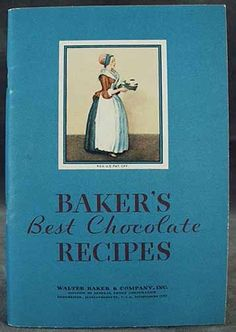 cover of bakers 1932 CB