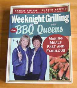 Weeknight Grilling with the BBQ Queens CB