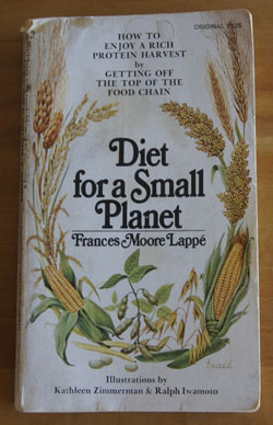 Diet for a Small Planet cookbook