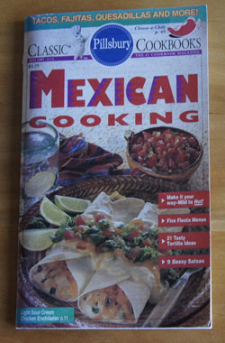 Mexican Cooking Cookbook