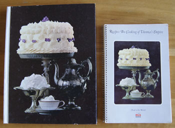 Cooking of Vienna's Empire cookbook