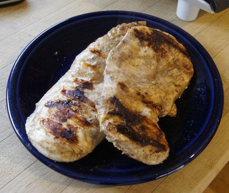 Mustard Lemon Chicken Breasts