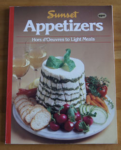 Appetizers Sunset cookbook