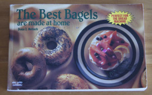The Best Bagels are Made at Home cookbook