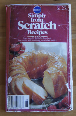 Simply From Scratch cookbook