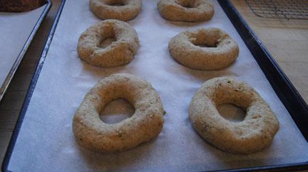 bagels risen