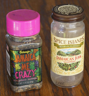 Jerk seasonings