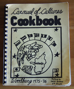 Carousel of Cultures cookbook