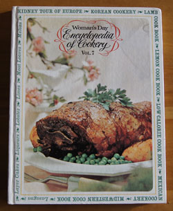 Encyclopedia of Cookery Volume 7 cookbook