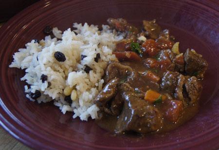 Rice Pilav