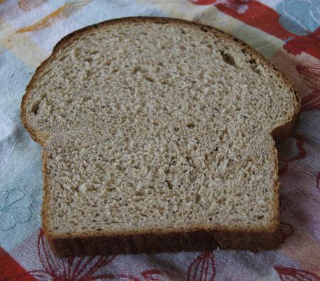 Honey Wheat Banana Bread