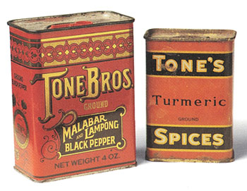 Tones containers