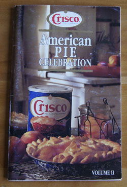 American Pie Celebration cookbook