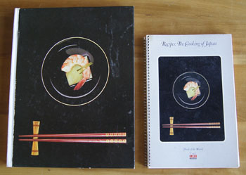The Cooking of Japan cookbook