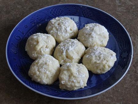 Coconut Snowdrops