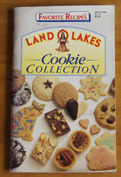 Land O Lakes Cookie Collection cookbook
