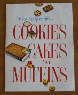 Cookies Cakes 'n Muffins cookbook