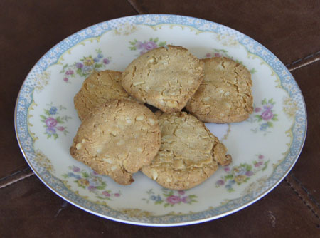 Ice Box Cookies